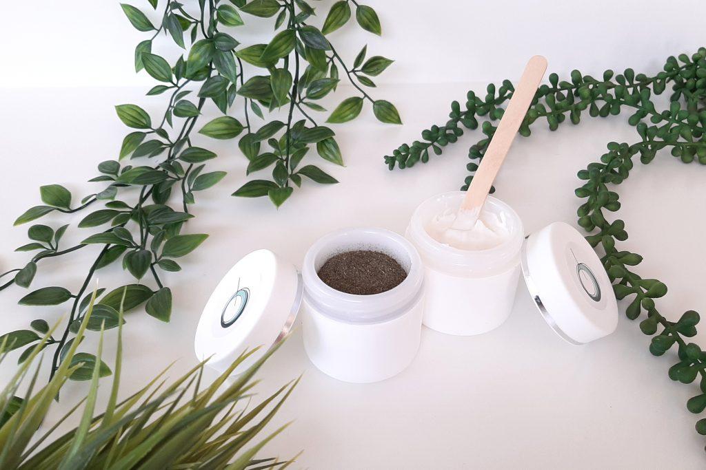 מסיכת צמחי מרפא סינים