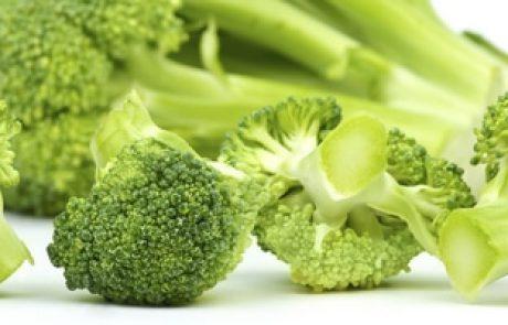 ירקות טעימים בתנור – ברוקולי וכרובית
