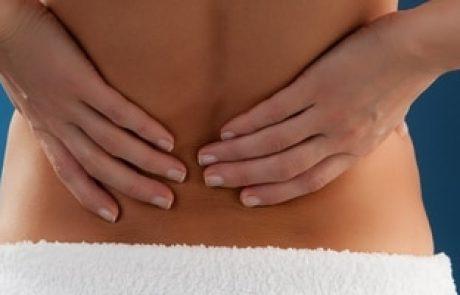 כאב גב | איך להקל על כאבי גב?