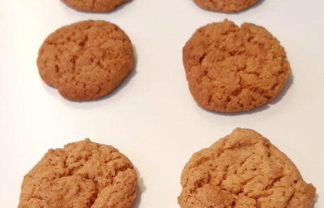 עוגיות דבש קינמון מהממות