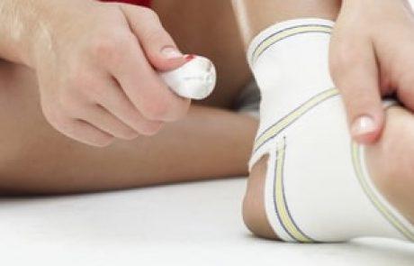 כיצד לטפל בפציעה – קירור או חימום?